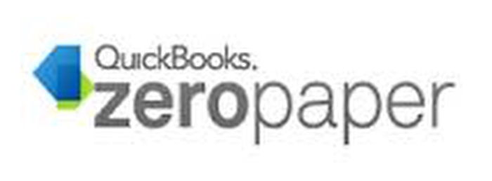 QuickBooks Zero Paper