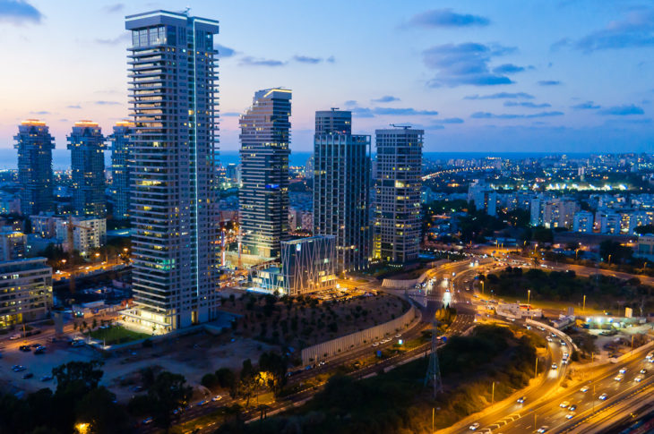 O segmento de Fintech em Israel